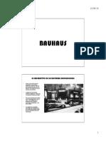 Presentacion Bauhaus
