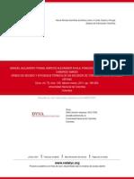 Grado de Secado y Eficiencia Térmica de Un Secador de Tornillo Transportador Drying
