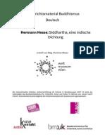 Hesse Siddhartha Arbeitsmaterial
