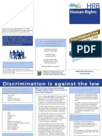 Discimination Publication