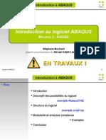 Introduction au logiciel ABAQUS