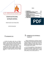 Manual de Orientacao Da Nutricao Enteral