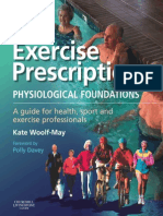 Exercise Prescription - eBook