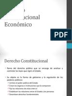 5. Derecho Constitucional Económico
