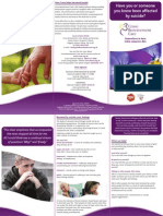 Cruse Bereavement Care Bereaved by Suicide Support Group