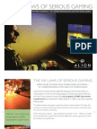 Six Laws of Serious Gaming.pdf