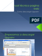 Manual Técnico Nelson Pagina Web