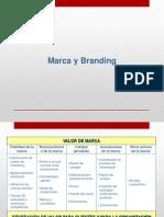 MARCA y Branding