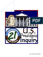 US President Inquiry