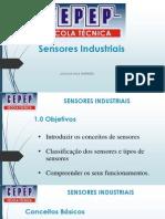 Sensores Industriais Jhonnathas Ferreira