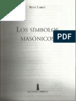 Laban Rene - Los Simbolos Masonicos