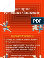 Business Management - Learning and Performance Management