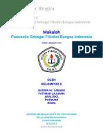 Makalah Pancasila Sebagai Filsafat Bangsa Indonesia.pdf