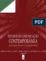 Livro Estudos de Comunicação Contemporânea
