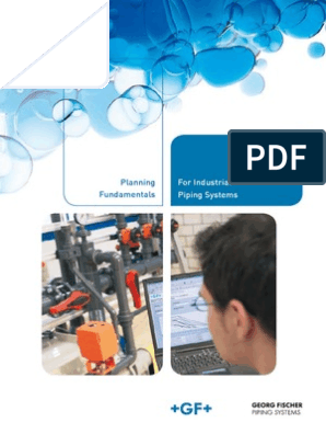 Planning Fundamentals For Industrial Piping Systems Pdf Thermoplastic Polyvinyl Chloride