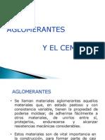 5.- AGLOMERANTE EL CEMENTO.ppt
