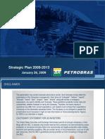 Petrobras Master Plan PN 2009-2013