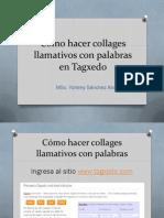 Como Hacer Collages Llamativos Con Palabras
