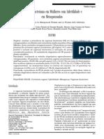 01 - Vaginose Bacteriana Em Mulheres Com Infertilidade e Em Menopausa, 2001.