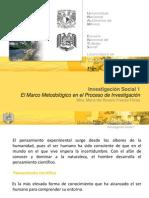 El Marco Metodológico en el proceso de Investigación