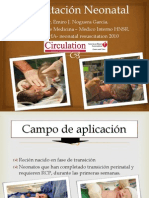 Reanimacion Neonatal Aha 2010