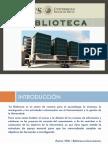 Guía de Usuario de La Biblioteca 2014