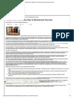 Study Finds Csdsdfraft Beer Key to Restaurant Success _ Brewbound