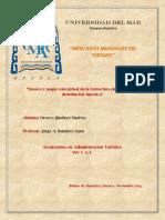 SEGUNDO PARCIAL- #1. ESTRUCTURA DEL SISTEMA DE DISTRIBUCIÓN TURÍSTICA.