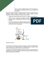 Destilación Simple 4 II