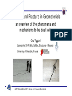 PPT_Damage and Fracture in Geomaterials