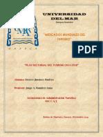 #3.ANÁLISIS DEL PLAN SECTORIAL DE TURISMO 2013- 2018