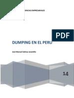 Dumping en El Peru