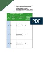 Formato Matriz identificación de aspectos y valoracion de impactos ambientales