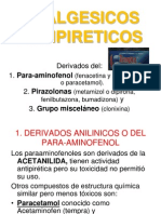15. 2 Analgésicos Antipiréticos
