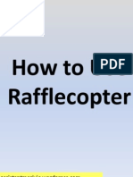 Marivic_Gutierrez_How to Use Rafflecopter