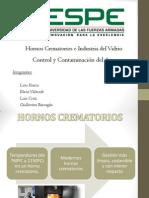 Contro y Contaminación Del Aire_hornos Crematorios y Producción de Vidrio.