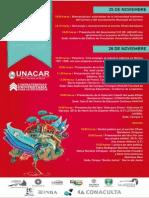 Encuentro Nacional de Escritores en la Región de los Ríos