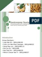 Gastronomy Tourism