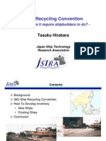 Ship Recycling Convention