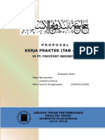 contoh Proposal KP