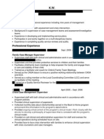 redacted resume