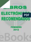 Catalogo Libros Electronicos