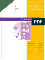Proyecto Cooking Art