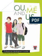 You, Me and Us Professional Development Booklet