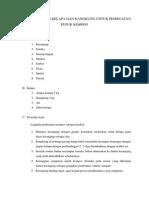 Kombinasi Ampas Kelapa Dan Kangkung Untuk Pembuatan Pupuk Kompos