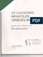 Piezas Infantiles Venezolanas Flor Roffe