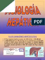 Fisiología-Hepática