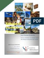 DEFINICION PRODUCTO TURISTICO