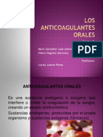 anticoagulantes orales