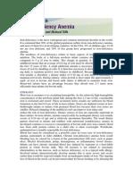 Reference Referat Anemia Defisiensi Besi Pada Anak